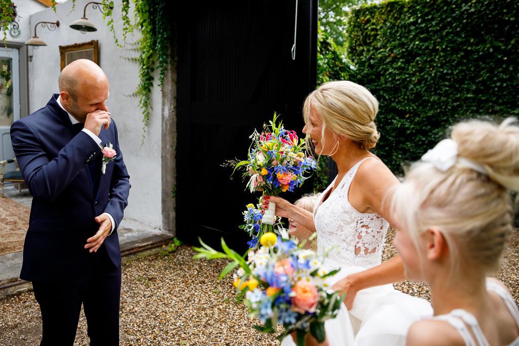 Bruiloft de Hazelhof