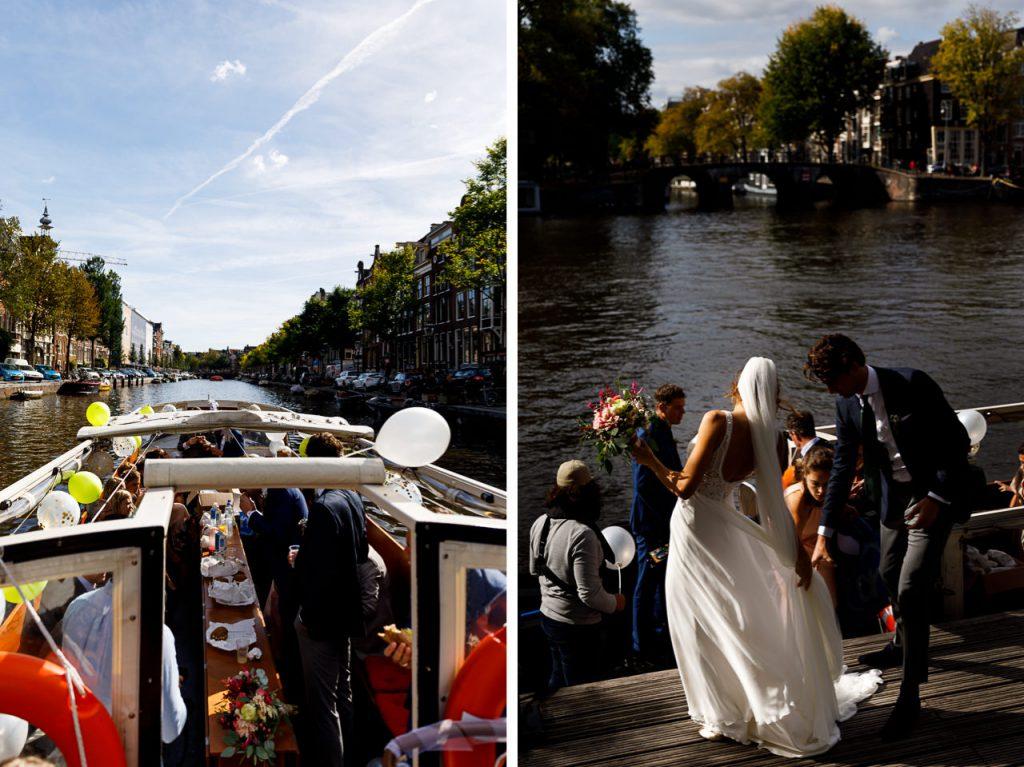 Trouwjurk Amsterdam