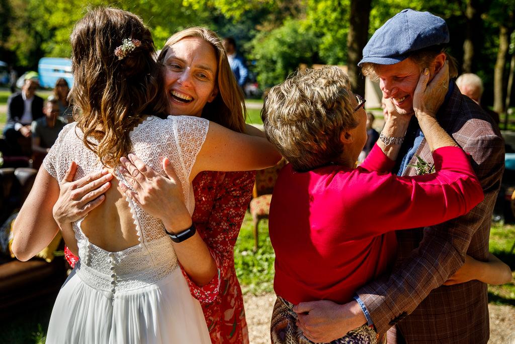 Bruiloft felicitaties