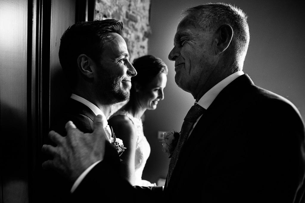 Emotie fotograaf trouwen