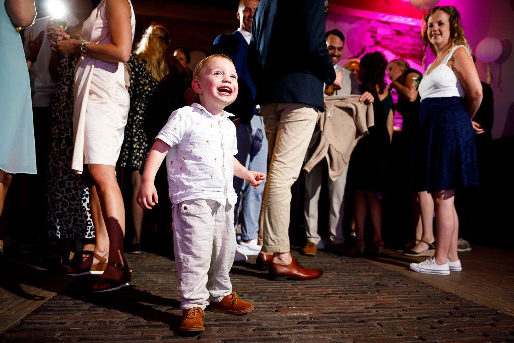 Kinderen op bruiloft Utrecht