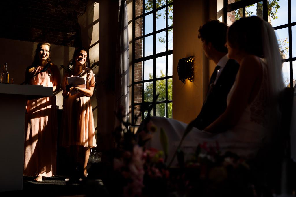 Ceremonie speeches