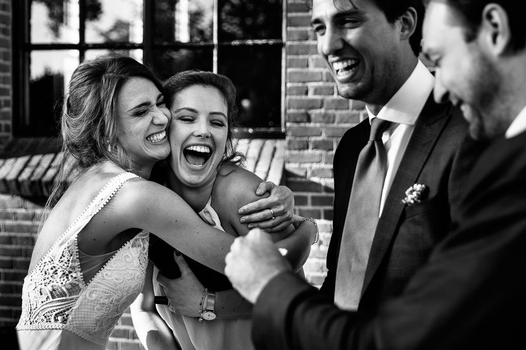 Bruiloft beste vriendin