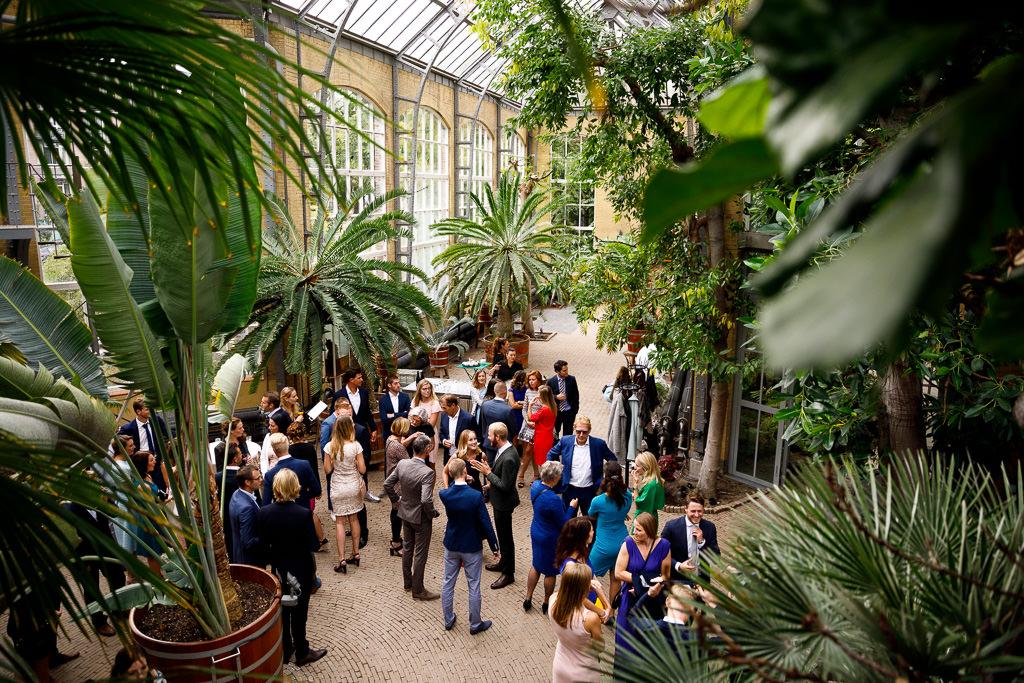 Weddingparty in Amsterdam