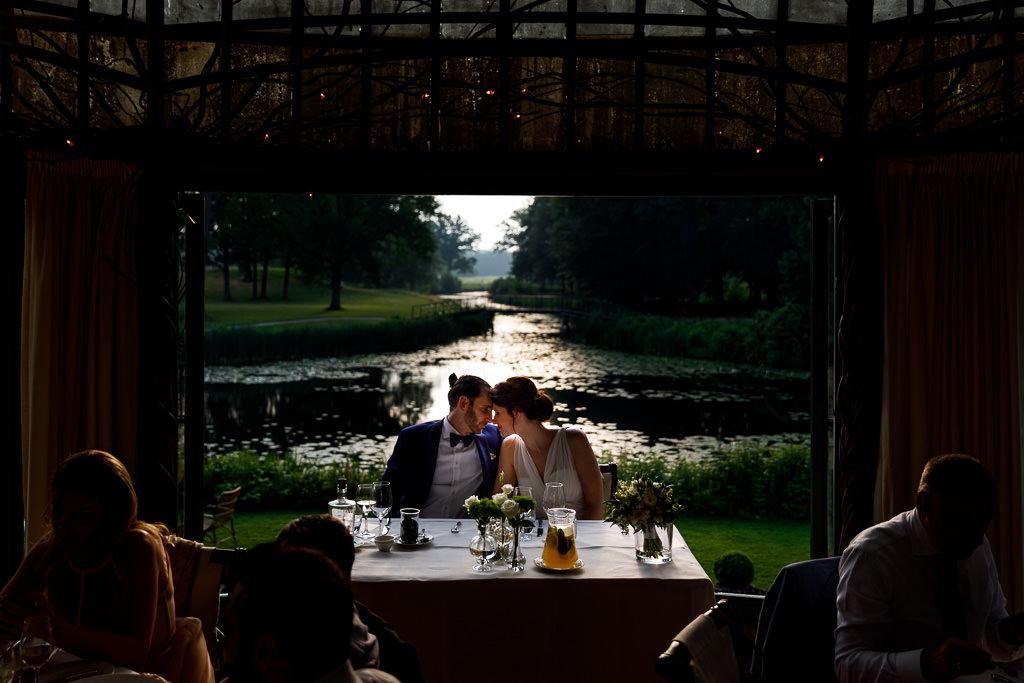 Award winnende bruidsfotografie Kasteel Engelenburg