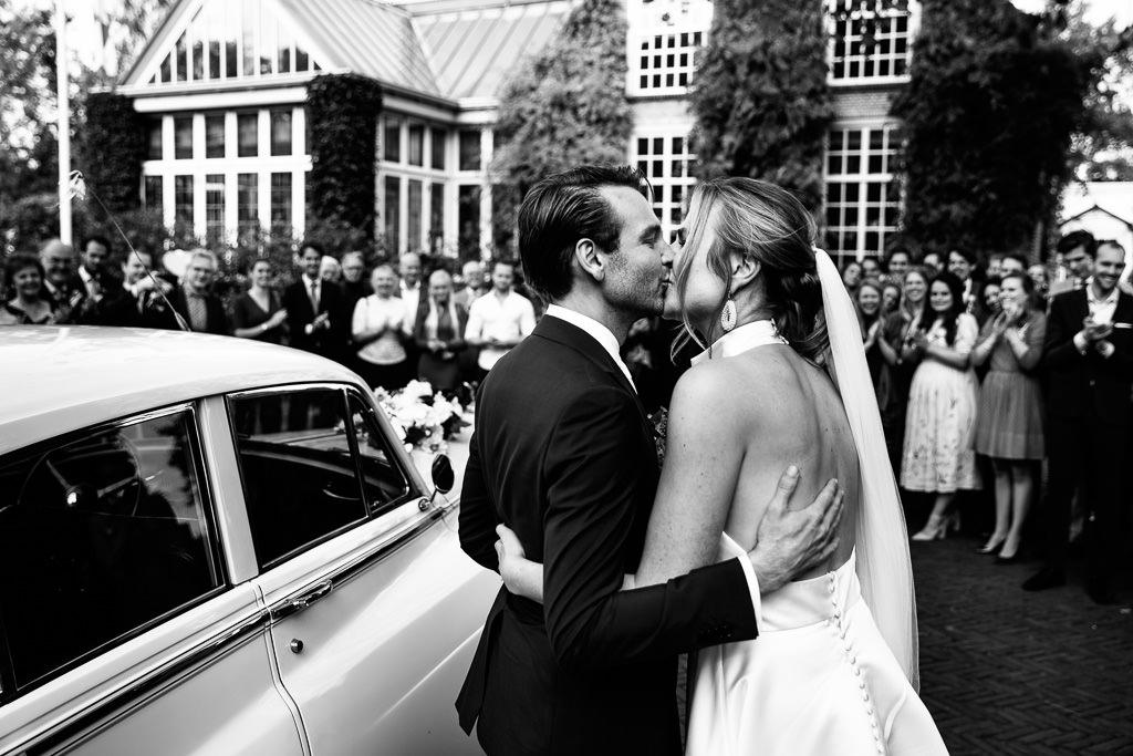 Bruidsfotografie Kasteel Maurick