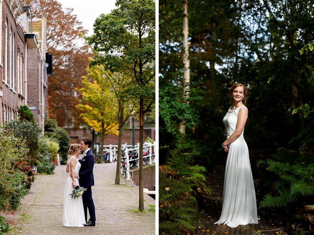 Bruidsfotografie Hortus Leiden