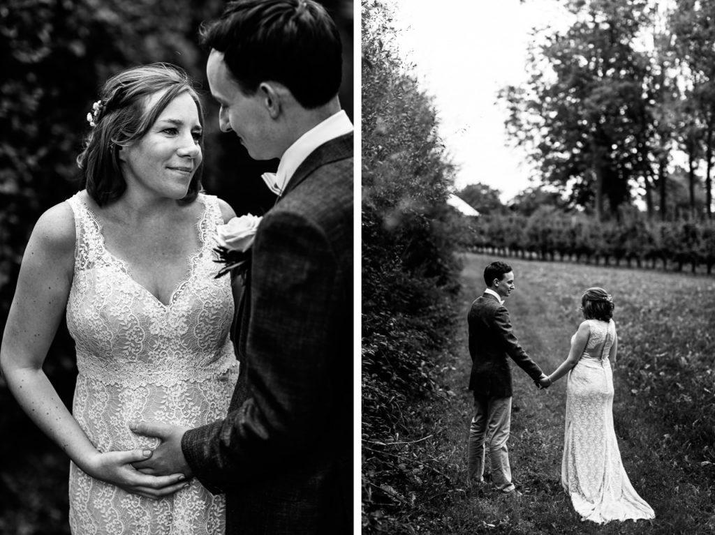 Bruiloft bij VRIJ in Culemborg