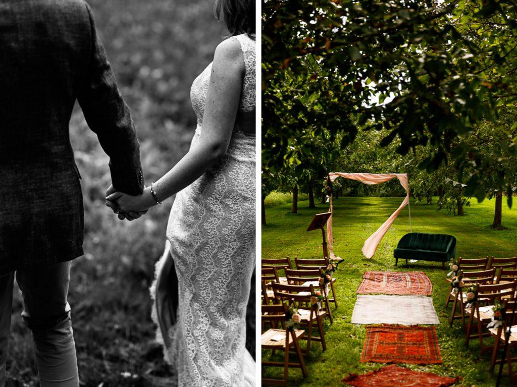 Inspiratie bruiloft VRIJ in Culemborg