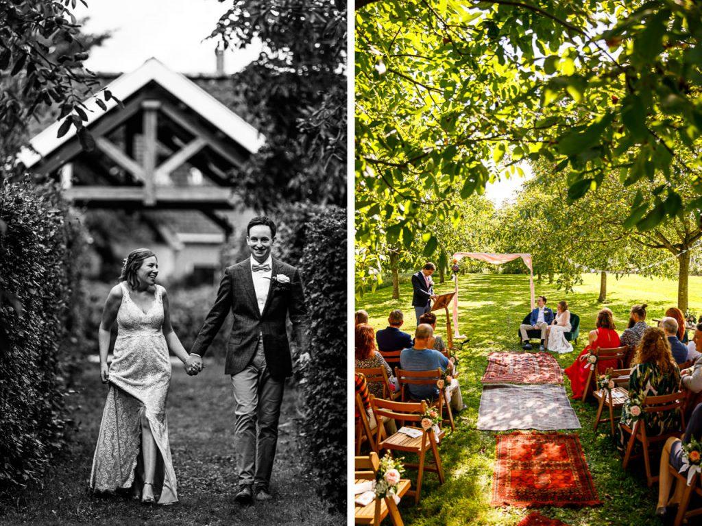 Bruidsfotografie Vrij in Culemborg