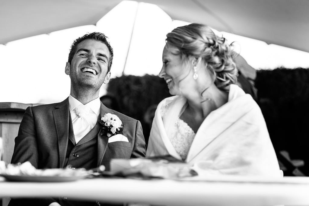 Festival bruiloft trouwfotograaf