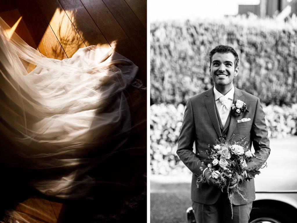 Eerste ontmoeting bruiloft
