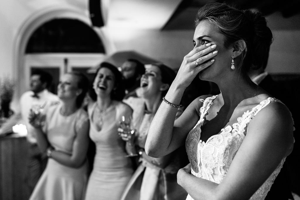 Huwelijksdiner speeches