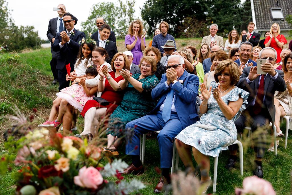 Iraanse bruiloft Paviljoen Puur