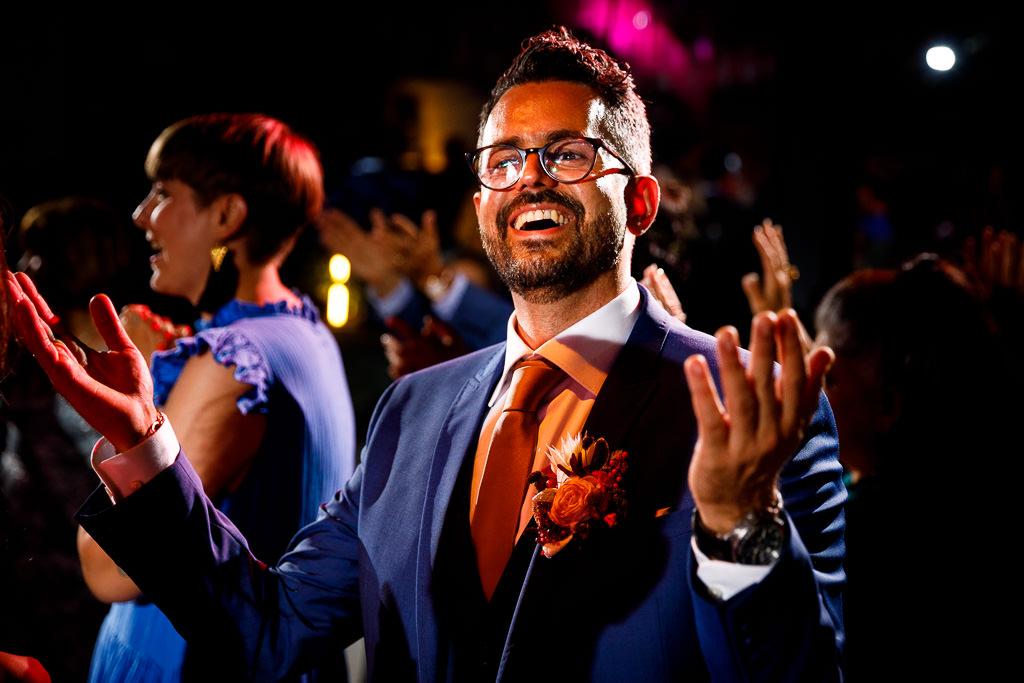 Bruiloft feest Iraans