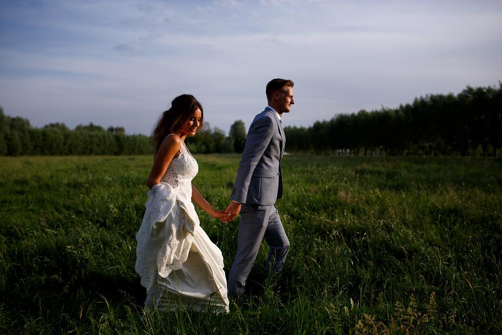 Bruidsfotografie Zomergem Belgie