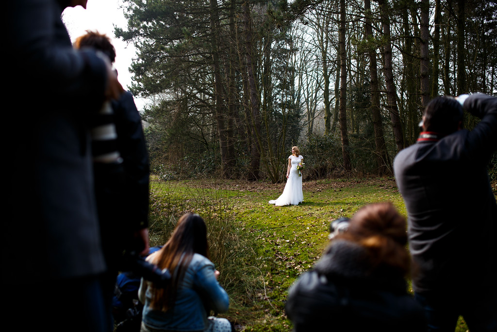 Bruidsfotografie workshop Mon et Mine