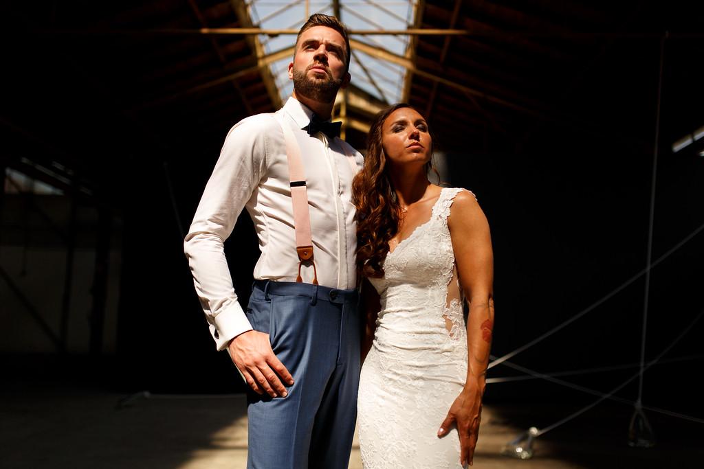 Bruidsfotografie Heeren van Ambacht