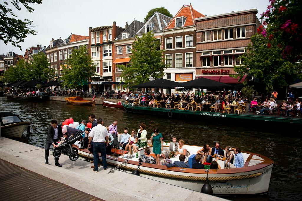 Bruidsfotografie de Burcht, Trouwfotograaf Leiden