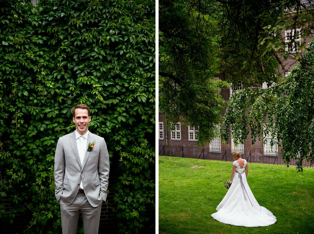 Bruidsfotografie Leiden, Trouwlocatie de Burcht