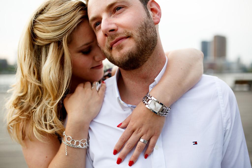 loveshoot met huwelijksaanzoek